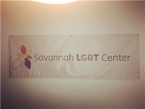 Logo of Savannah LGBT Center