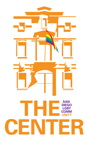 Logo of San Diego LGBT Community Center