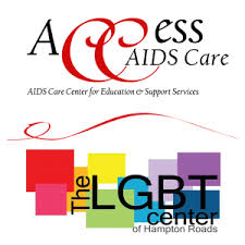 Logo of The LGBT Center of Hampton Roads