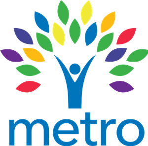 Logo of METRO Wellness and Community Centers