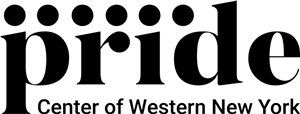 Logo of Pride Center of WNY