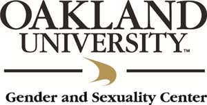 Logo of Oakland University Gender & Sexuality Center