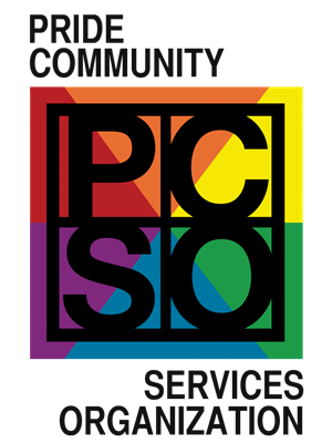 Logo of Pride Community Services Organization