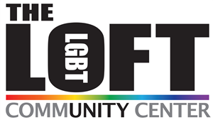 Logo of The LOFT LGBT Community Services Center
